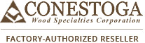 Conestoga Wood Factory-Authorized Reseller