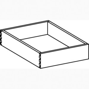 4-Sided Drawer Box
