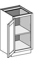Vanity Base Full Door w/Single Door