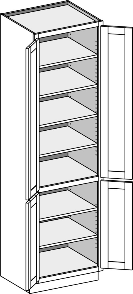 Incredible Closet Shelf Height Standard Middot Awesome For Between Pantry Shelves