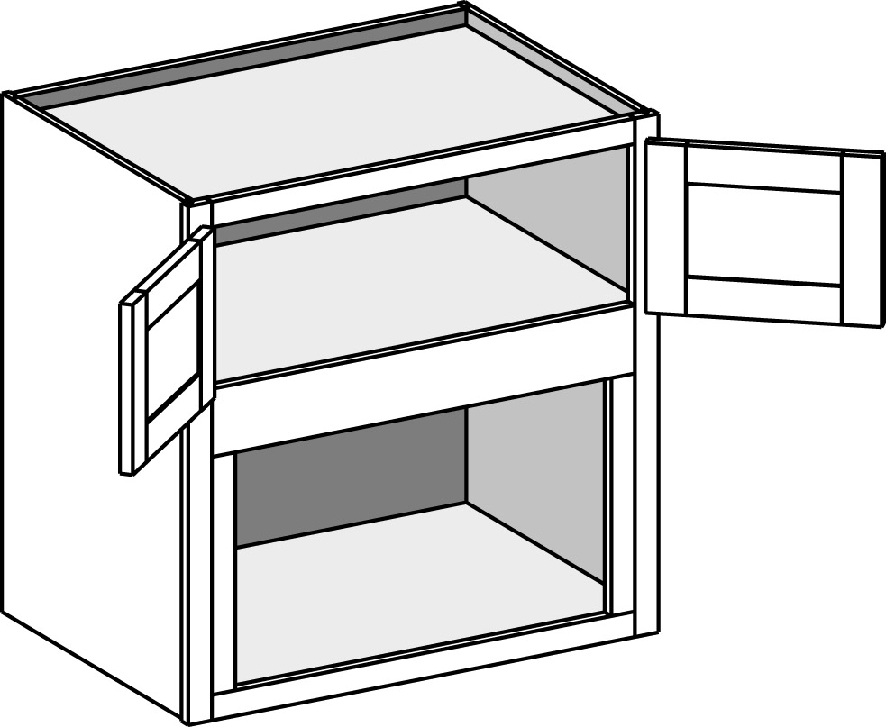 Wall Microwave Built In Cabinet U2013 Butt Doors