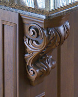 Cabinet Decorative Element