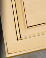 Cabinet Wood Detail