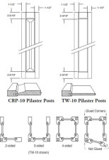 Crown Molding For Cabinets And Fillers Decorative Elements