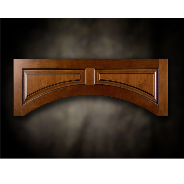 Standard Raised Panel Valance Cabinet Joint