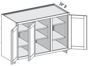 Media Center – 3 Full Door