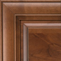 Alder - Colonial w/Brown Glaze