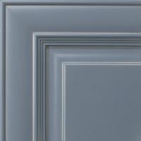 Slate Blue w/Pewter Glaze