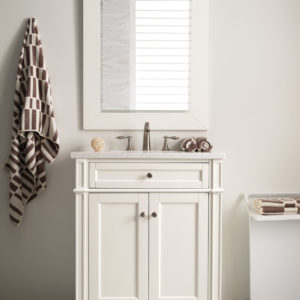 Cottage White w/ Arctic Fall Top