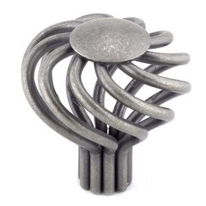 Traditional Metal Knob - 1023