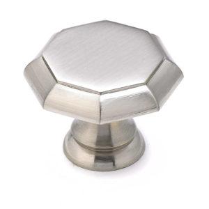 Transitional Brass Knob - 146