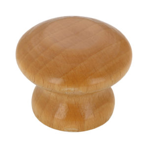 Eclectic Maple Wood Knob - 178