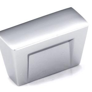 Contemporary Metal Knob - 3163