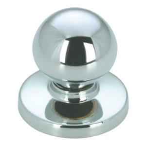 Functional Metal Wardrobe Knob - 3922