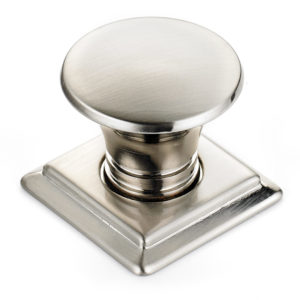 Traditional Metal Knob - 4670