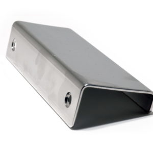 Contemporary Stainless Steel Edge Pull - 576