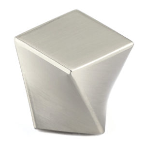 Contemporary Metal Knob - 616