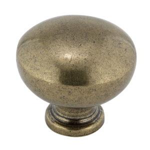 Traditional Metal Knob - 7091