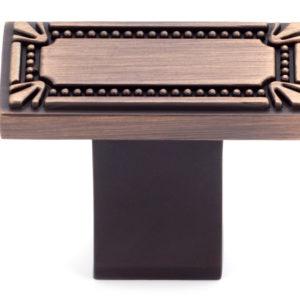 Traditional Metal Knob - 7803