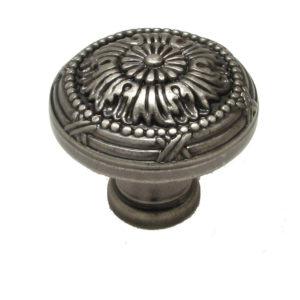 Traditional Metal Knob - 8246