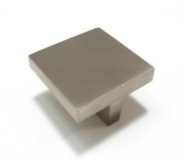 Contemporary Metal Knob - 841