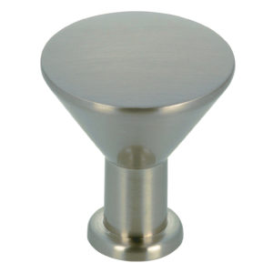 Contemporary Metal Knob - 842