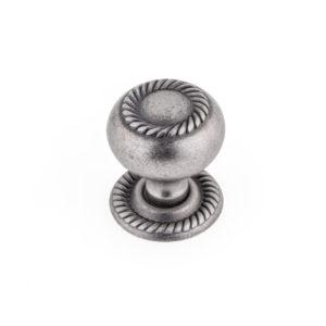 Traditional Metal Knob - 8606