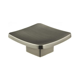 Contemporary Metal Knob - 8609