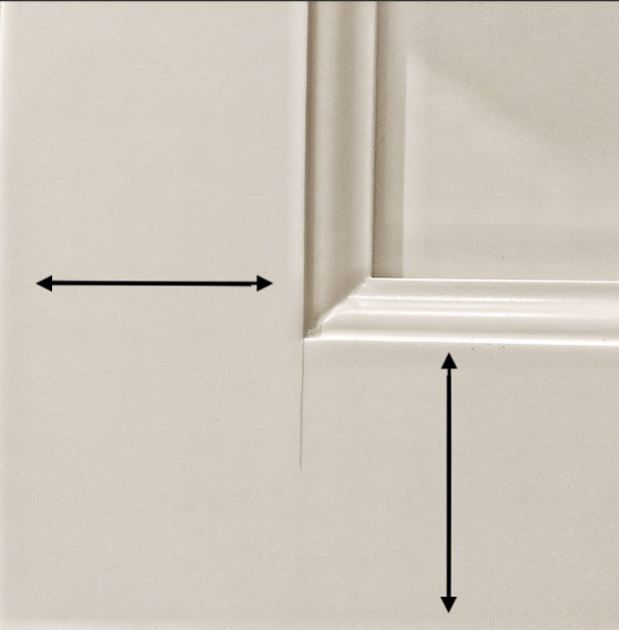 Paint Finishes, Kitchen Cabinet Door Joints