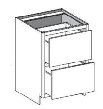 Base Cabinet – 2 Drawer