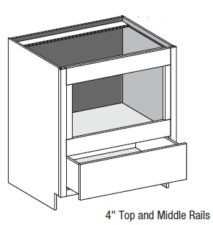 Built-In Under Counter Microwave