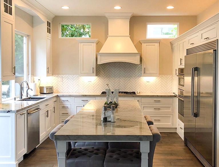 Large Kitchen Sample